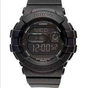 Baby g-shock youth watch